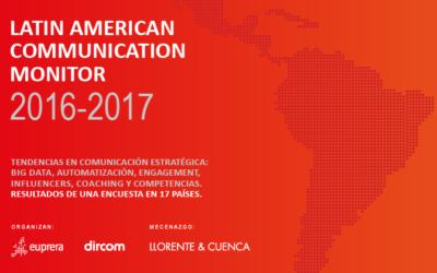 Se presentaron los resultados de la edición 2016-2017 del Latin Communication Monitor