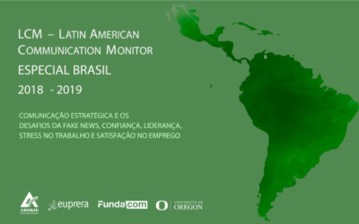 Latin American Communication Monitor 2018/2019 – ESPECIAL BRASIL