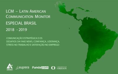 Brasil é o país que mais chama a atenção de profissionais de comunicação pelas fake news