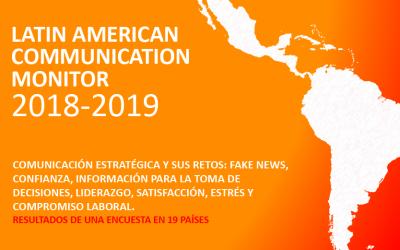¿Qué sucede con la industria de la comunicación? El Latin American Communication Monitor nos da las respuestas.