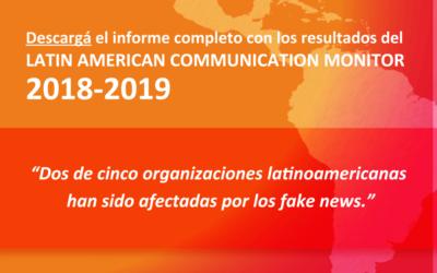 Dos de cinco organizaciones latinoamericanas han sido afectadas por los fake news.