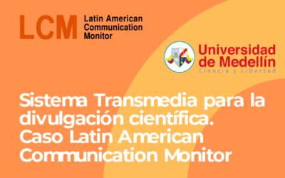Sistema transmedia para la divulgación de investigación científica.