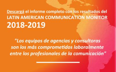 Los equipos de agencias y consultoras son los más comprometidos laboralmente entre los profesionales de la comunicación..