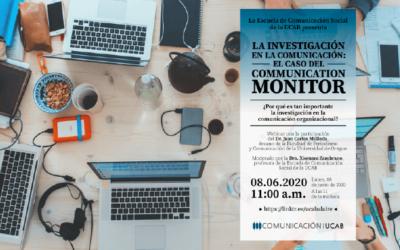 """La investigación en la comunicación: """"El caso del Communication Monitor"""""""